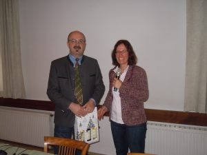 Fr. Dr. Andrea Fiedler Thema: Klauengesundheit